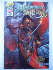 Magdalena vs. Angelus Wizard #1/2 Special Gold Foil COA